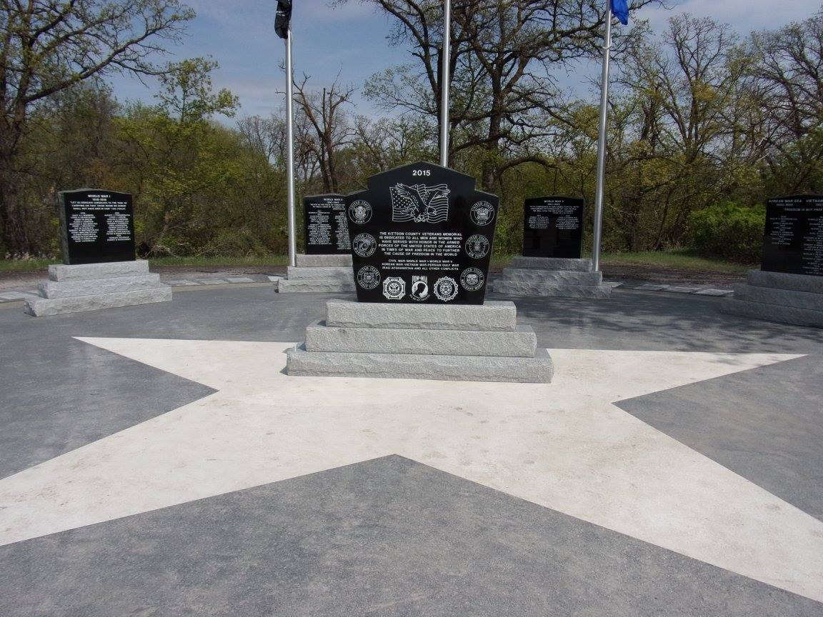 Kittson County Veterans Memorial